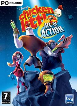 Descargar Chicken Little Ace In Action [MULTI5] por Torrent